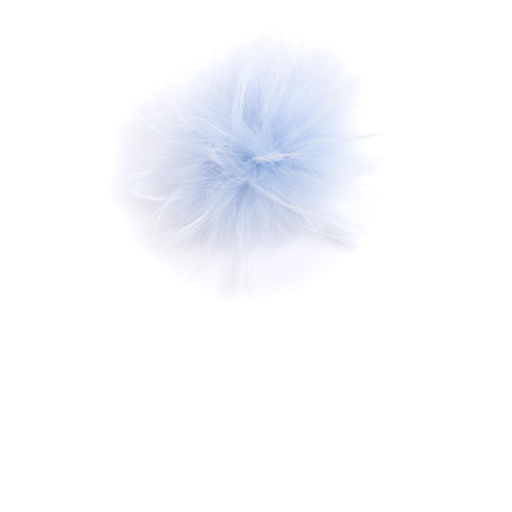 Bitz of Glitz Anna Beanie Bobble Light Blue
