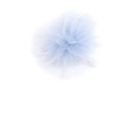 Bitz of Glitz Anna Beanie Bobble - Blue
