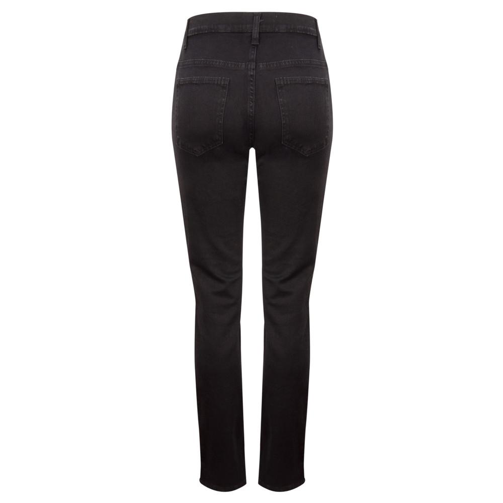 Amazing Woman Moonlite 02 Straight Leg Jeans Black