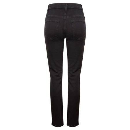Amazing Woman Moonlite 02 Straight Leg Jeans - Black
