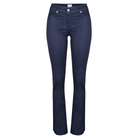 French Connection Narrow Belle Jean - Blue