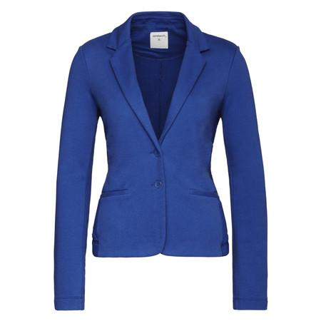 Sandwich Clothing Essentials Jersey Blazer - Blue
