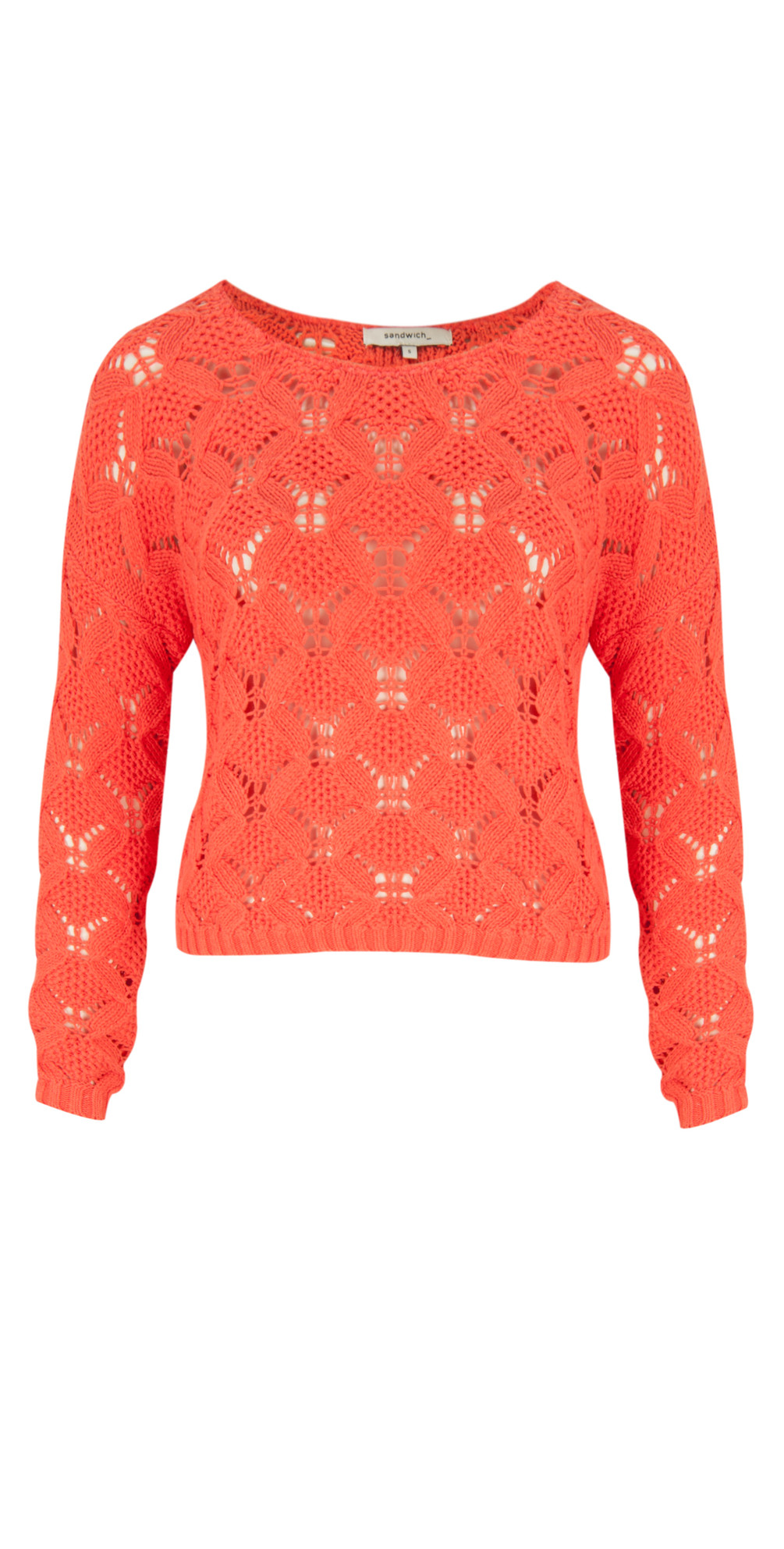Cotton Tape Pullover main image