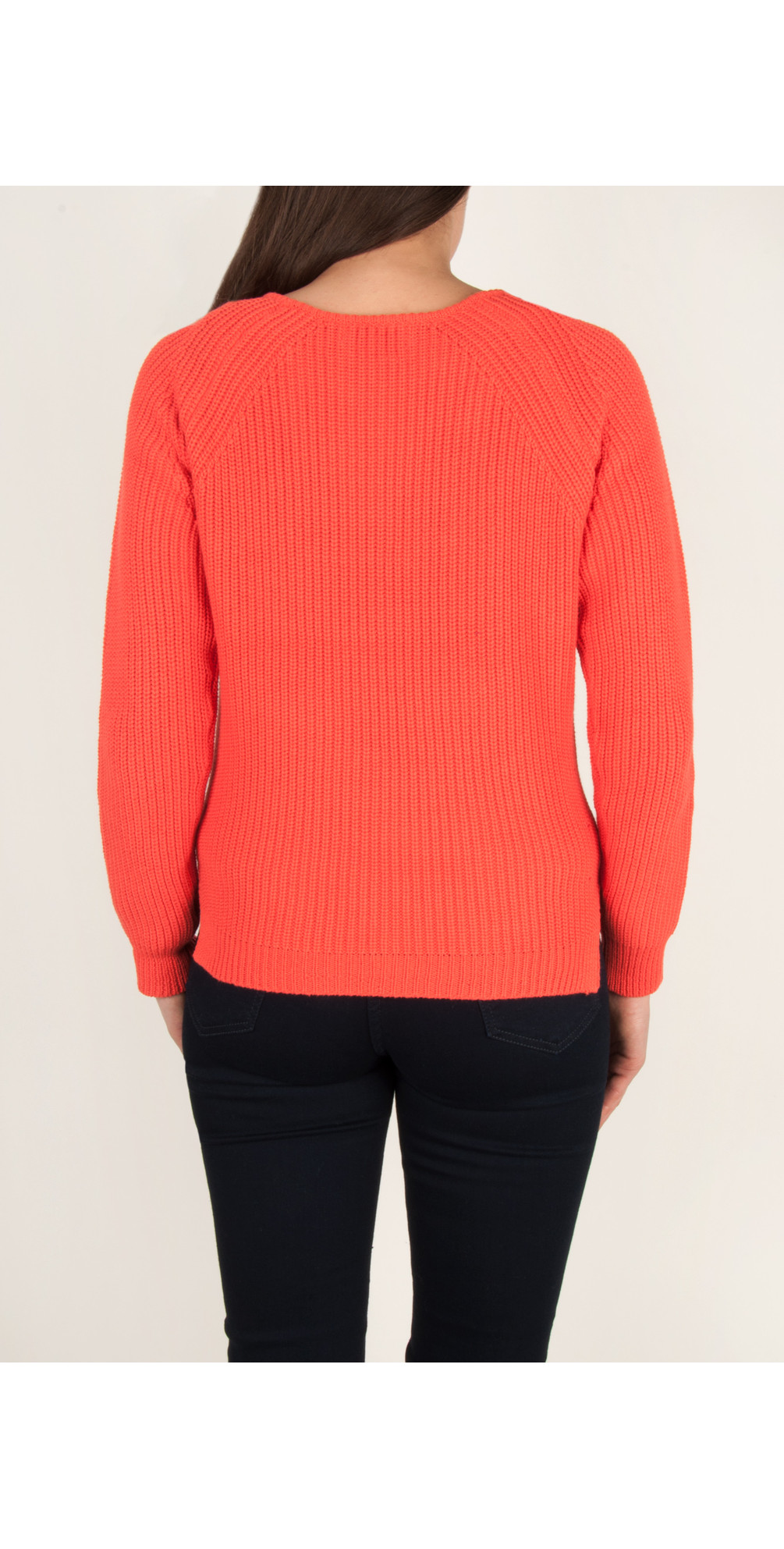 Chunky Cotton Pullover main image