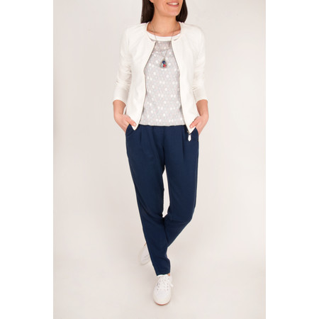 Sandwich Clothing Structured Jersey Jacket - Off-white