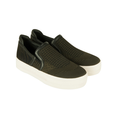 Ash Jeday Slip On Trainers - Green