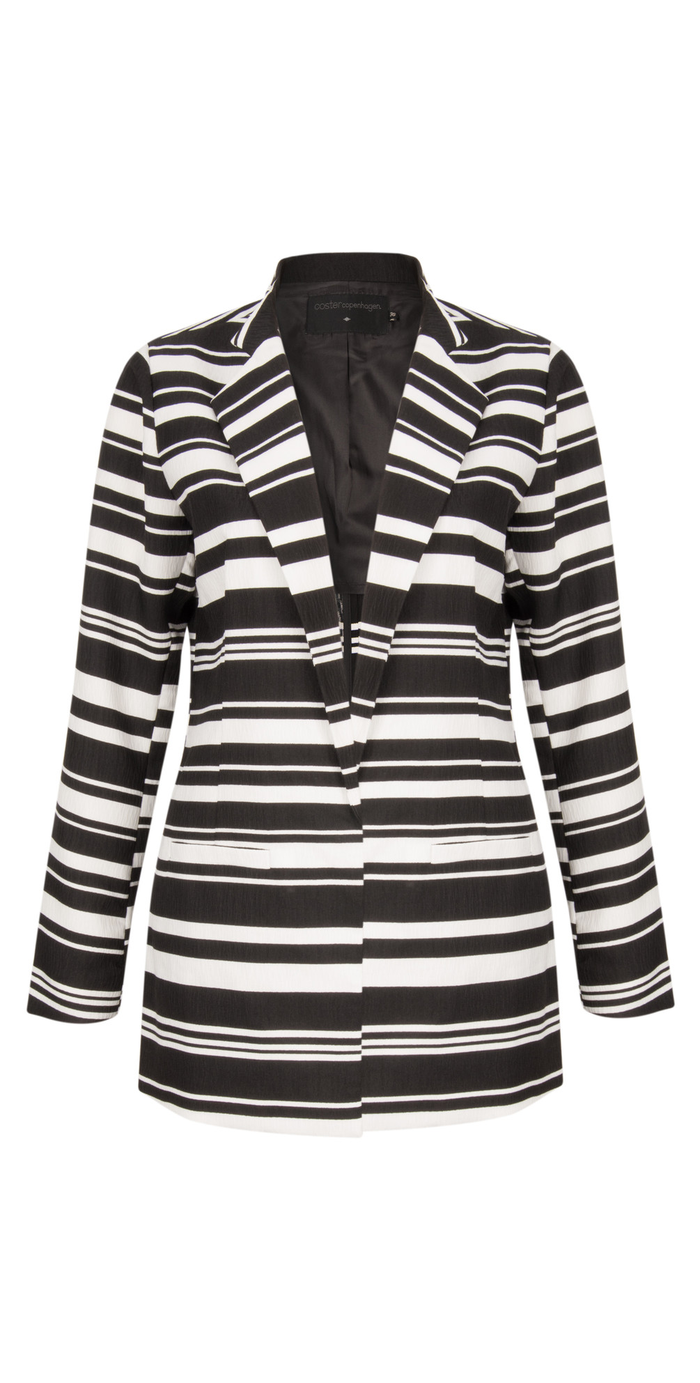 Stripe Suit Jacket main image