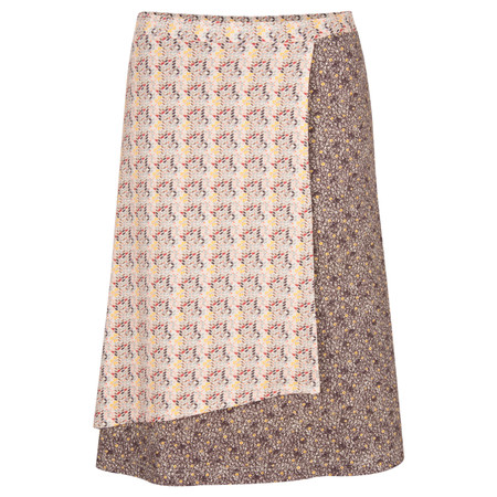 Avoca Perry Skirt - Metallic