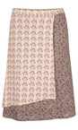 Avoca Gold Perry Skirt