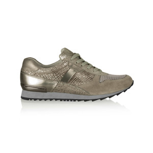 Kennel Und Schmenger Runner Suede Jungle Trainer Shoe