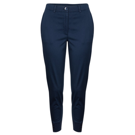 Masai Clothing Pag Slim Trouser - Blue