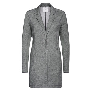 Sandwich Clothing French Terry Long Panelled Blazer