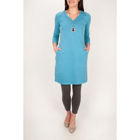 Sandwich Clothing Heavy Single Jersey Dress - Blue