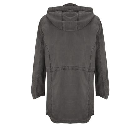 Sandwich Clothing Lightweight Linen Blend Jacket - Grey