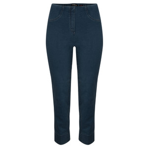 Robell Trousers Bella 7/8 Cropped Jean