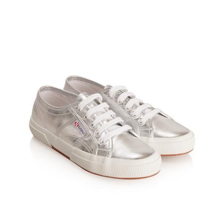 Superga 2750 Cotmetu Shoe - Metallic