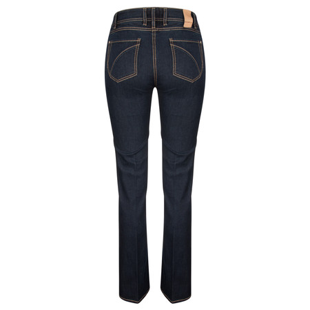Robell Trousers Joella Slim Fit Flare Jean - Blue