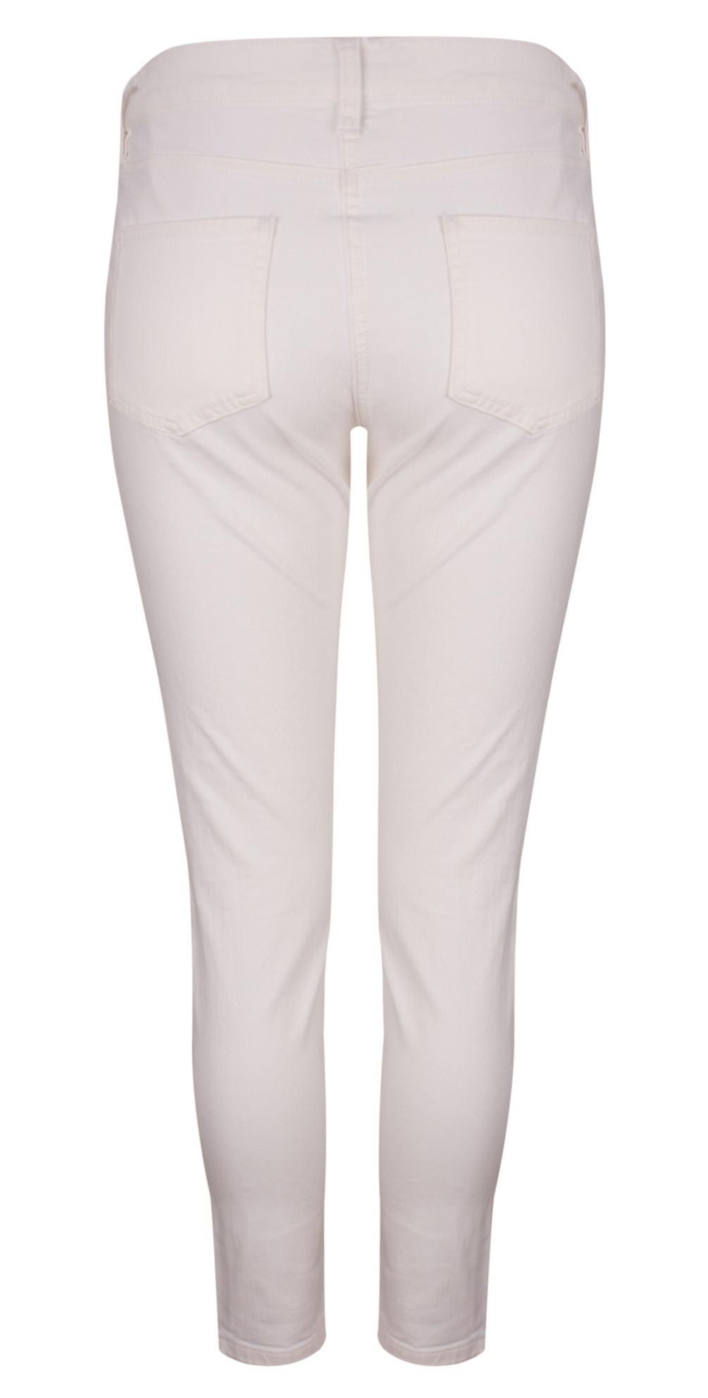 Blanco Denim Skinny Jeans main image