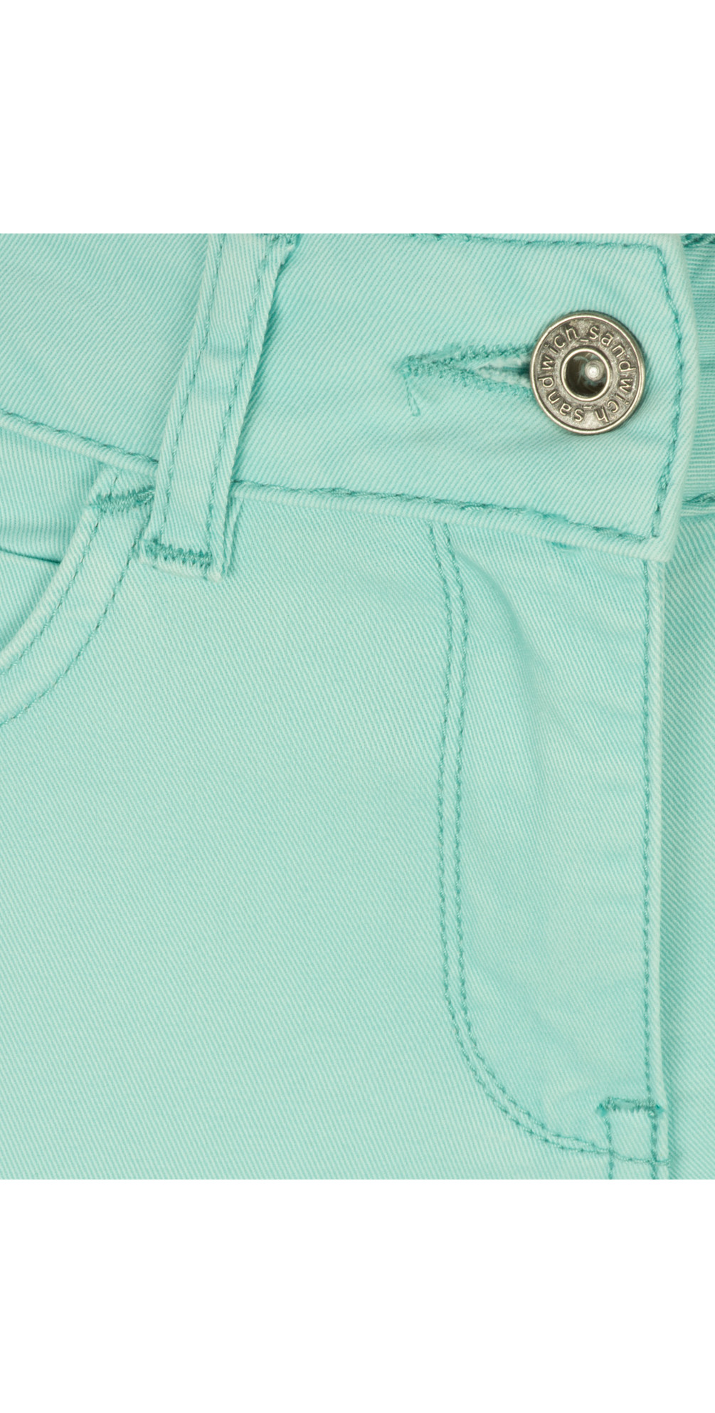 Antic Dye Stretch Twill Short main image