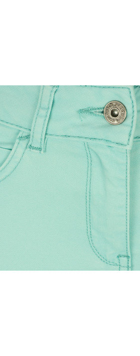 Sandwich Clothing Antic Dye Stretch Twill Short Angel Blue