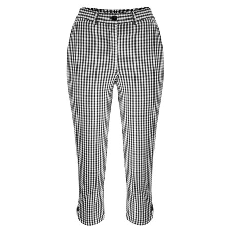 Masai Clothing Pax Pirate Trouser - Black