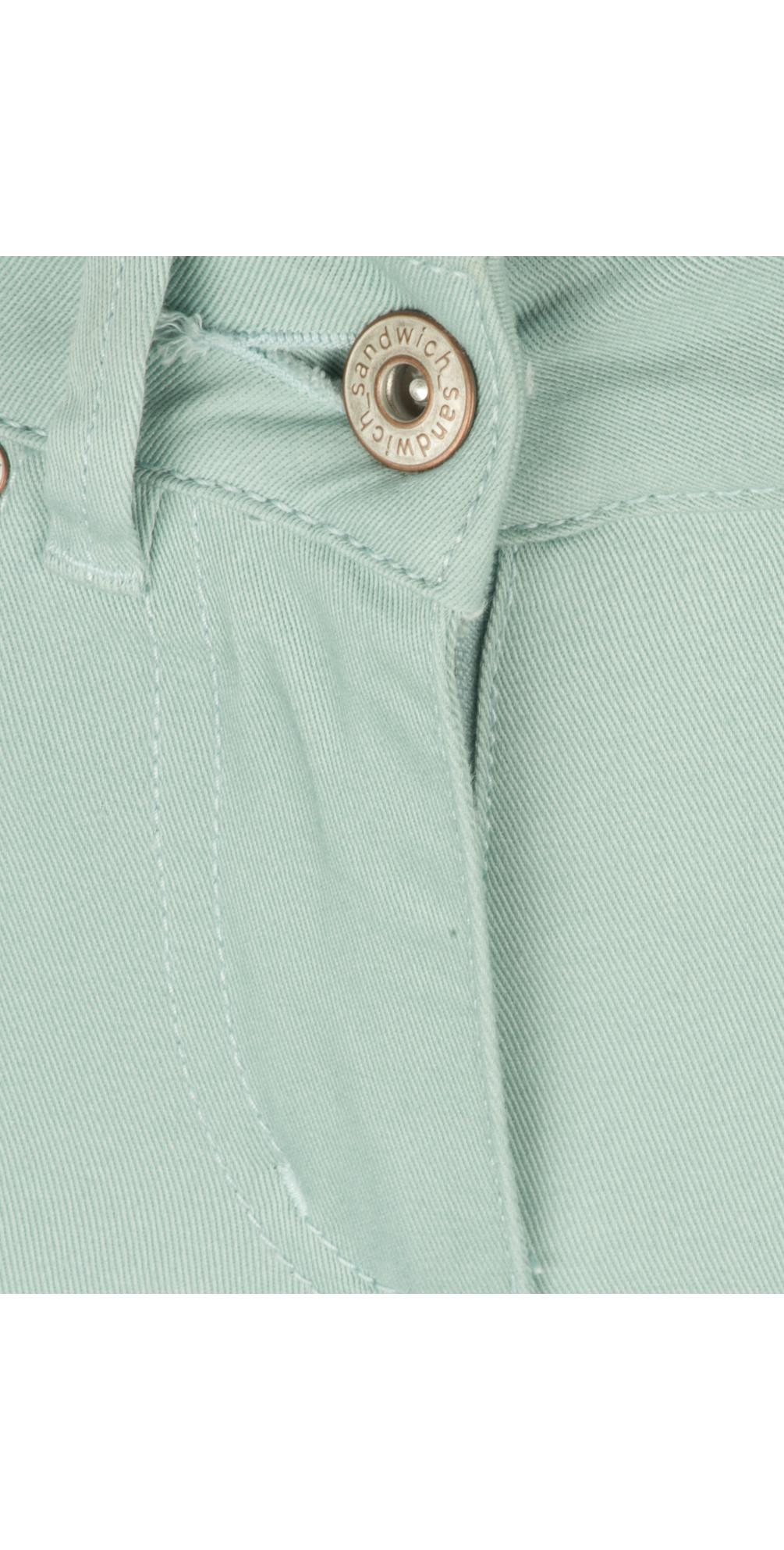 Casual Crop Trouser main image