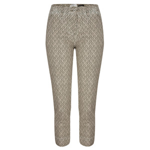 Sandwich Clothing Printed Crop Trouser