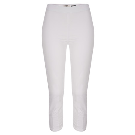 Sandwich Clothing Cropped Trousers - White