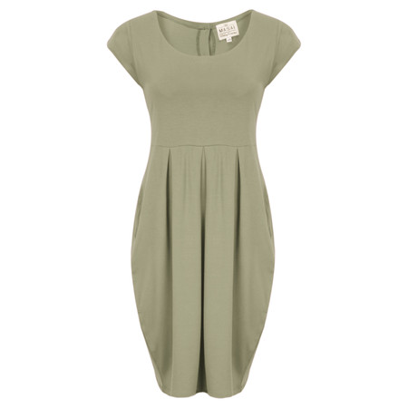 Masai Clothing Gealis Tunic Dress - Green