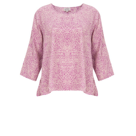 Masai Clothing Daisy Top - Pink
