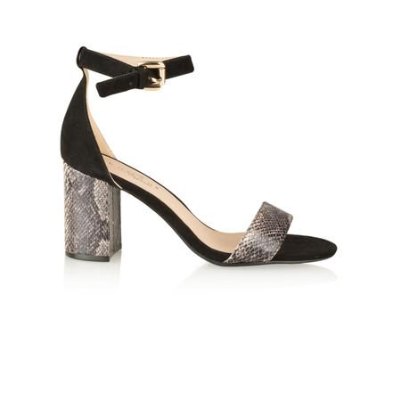 Lunar Solange Sandal - Black