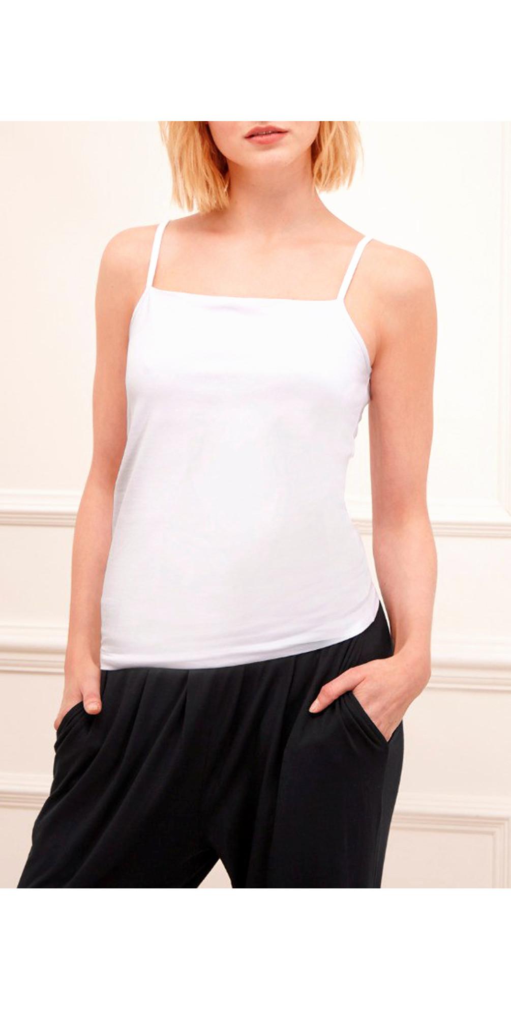 Classic Cotton Lycra Camisole main image