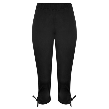 Masai Clothing Peace Pirate Trouser - Black