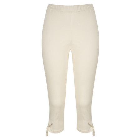 Masai Clothing Peace Pirate Trouser - Off-white