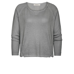 Sandwich Clothing Basic Cotton Pullover