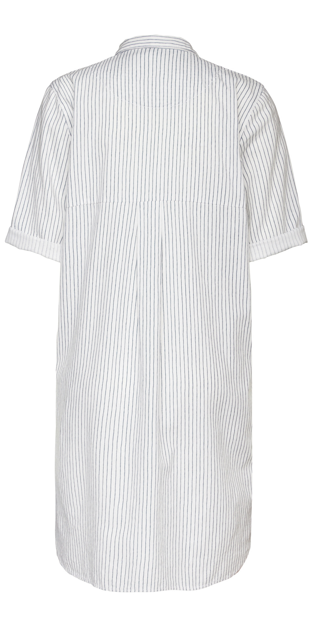 Pin-Stripe Linen Blend Shirt main image