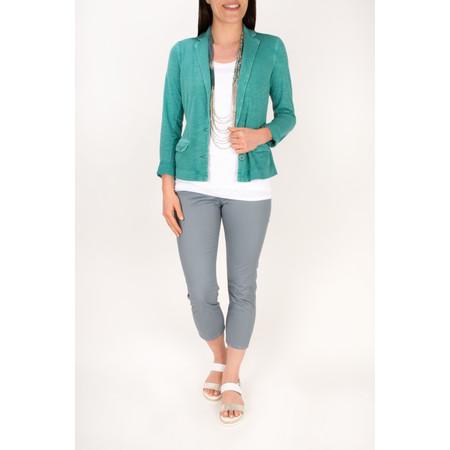 Sandwich Clothing Jersey Blazer - Green