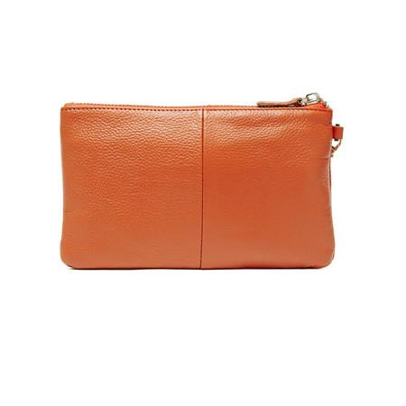 HButler Mighty Purse Wristlet - Orange