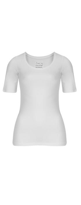 Sandwich Clothing Essential T-Shirt Pure White