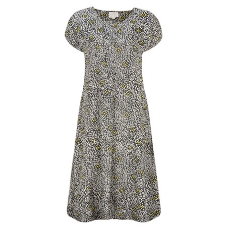 Masai Clothing Nebi Floral Print Dress - Green