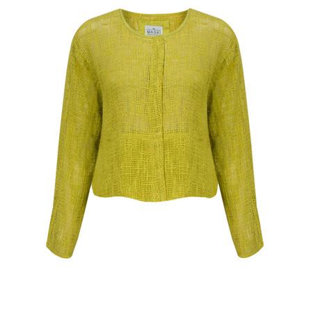Masai Clothing Woven Jaffa Jacket - Green