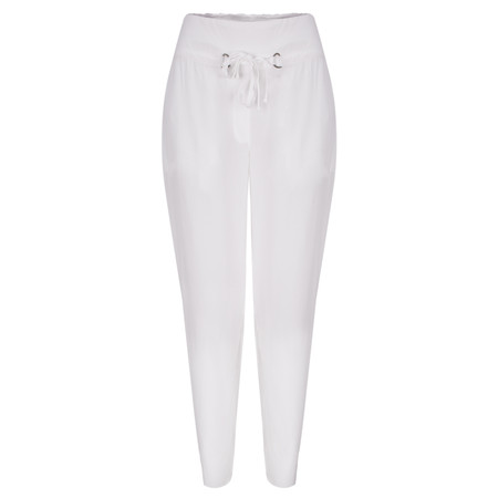 Masai Clothing Pelsa Trouser - White