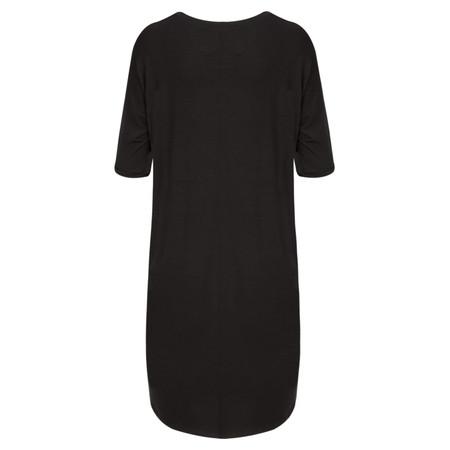 Amazing Woman Antea Jersey Dress - Black