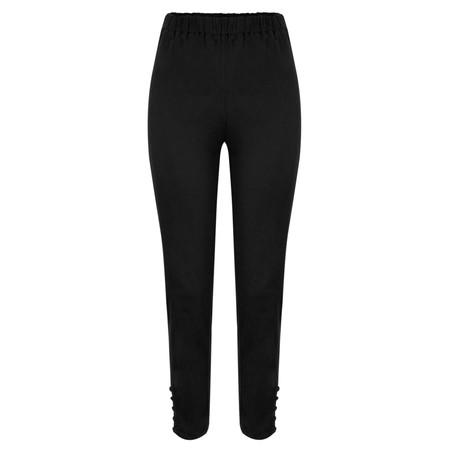 Masai Clothing Peaces Trouser - Black