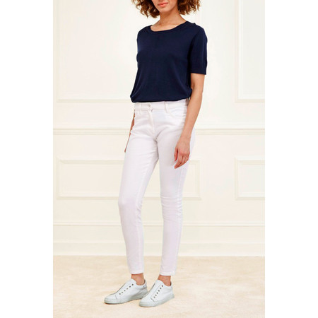 Great Plains Blanco Denim Skinny Jeans - White