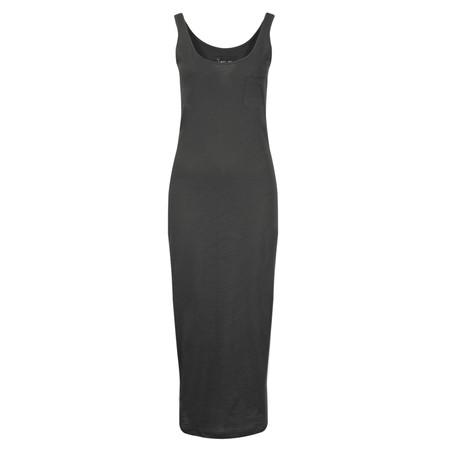 Sandwich Clothing Cotton Slub Jersey Dress - Grey