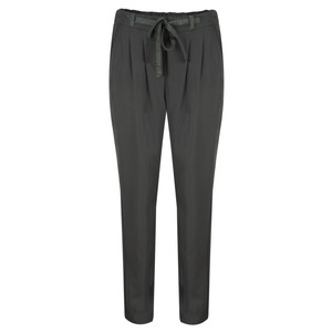 Sandwich Clothing Rayon Twill Casual Trouser
