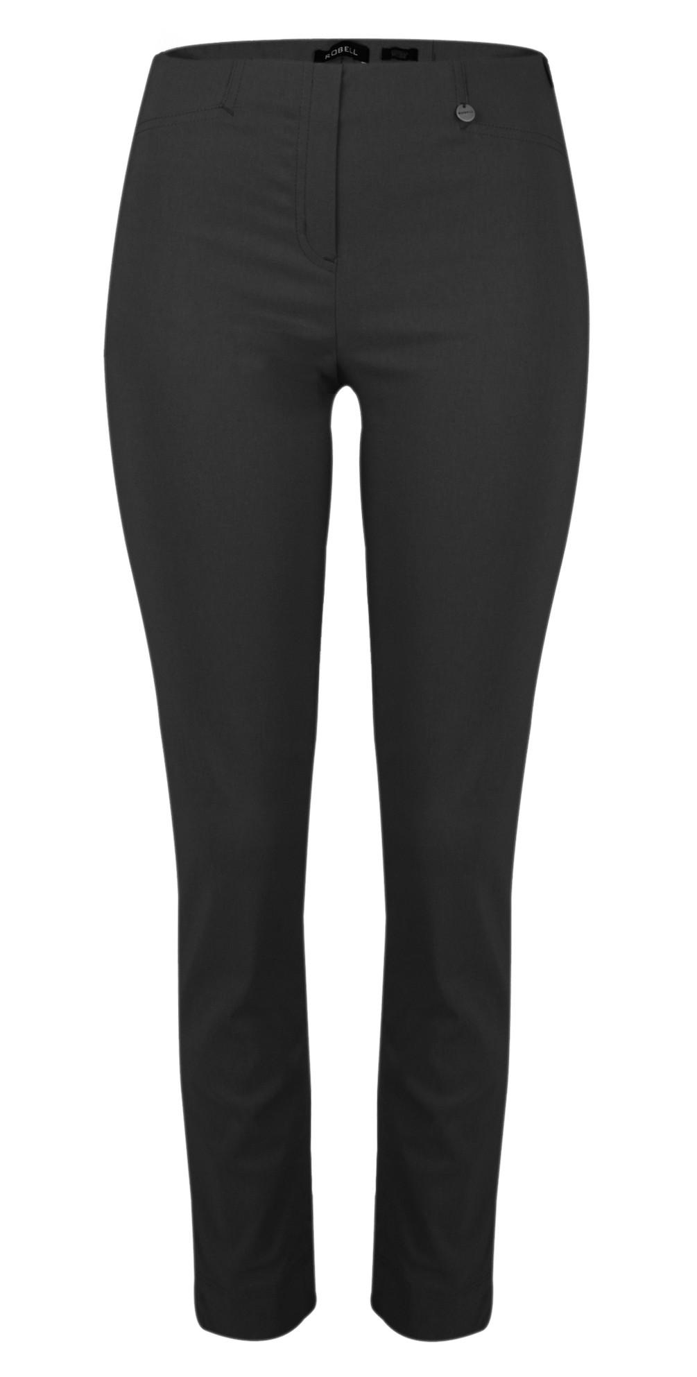 Rose 78cm Black Narrow Leg Trouser main image