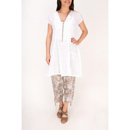 Masai Clothing Gizana Tunic - White