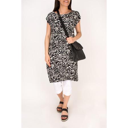 Masai Clothing Monochrome Harriet Tunic - Black